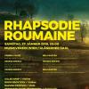 "SoNoRo Festival on Tour: concertul ""Rhapsodie Roumaine"",  la Musikverein"