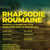 "SoNoRo Festival on Tour: concertul ""Rhapsodie Roumaine"",  la Musikverein"