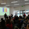 """""""Poeții români la Centenarul Marii Uniri"""", la ICR Beijing"""