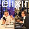 """Maia Morgenstern și Marius Bodochi,  în spectacolul """"ELIXIR"""", la Teatrul de Comedie"""