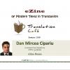 """Poeme de Dan Mircea Cipariu, în """"Translation Café No 184"""""""