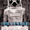 """""""București. Instalație umană"""", la Arcub"""