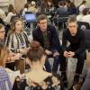 Întâlnire excepțională: 59 de adolescenți deosebiți află poveștile unor mari oameni de succes din România