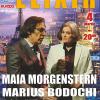 """Maia Morgenstern și Marius Bodochi, în spectacolul """"Elixir"""""""