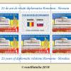Aniversarea a 25 de ani de relaţii diplomatice între România şi Republica Slovacă
