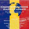 """Despre """"Românii de pretutindeni. Realități și aspirații"""", la Academia Română"""