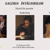 Andra Rotaru, Iulia Modiga și Teodor Dună citesc la Galeria Întâlnirilor – Bistro Matrioska