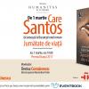 """Care Santos revine la București pentru lansarea romanului """"Jumătate de viață"""", distins cu Premiul Nadal în 2017"""