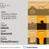 """Despre cultură și kitsch, întâlnire cu Radu Paraschivescu, Vlad Mixich și Ioan Stanomir – primul dialog al seriei """"12 cărți despre lumea în care trăim"""""""