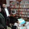 """Peste 400 de cărți au fost donate bibliotecii din comuna Sinești în campania """"Până hăt de carte!"""""""