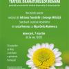 Eveniment dedicat Zilei Internaționale a Femeii, la Teatrul Dramaturgilor Români