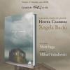 """Angela Baciu lansează volumul de poezie """"Hotel Camberi"""", la Brașov"""
