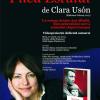 """Dezbatere și videoproiecție Clara Usón, """"Fiica Estului"""", la Librăria Mihai Eminescu"""