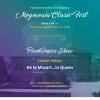 """De Florii, la Palatul Mogoșoaia, debut de festival cu: """"PianoImpro Show"""" și flori de Murivale"""