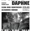 "Elena Dumitrescu & Alexandru Rădvan expun ""Apollo & Daphne"", la Atelier 030202"