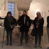 """Inaugurarea expoziției italo-române- cărți de artist: """"Răscruce"""", la Palazzo Broletto din Pavia"""