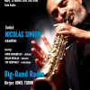 Nicolas Simion, alături de Big Band-ul Radio, în concert la Sala Radio