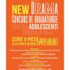 Ultimele zile de înscriere la NEW DRAMA – Concursul de dramaturgie pentru adolescenți