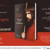 """""""Omul din Nazaret"""", romanul în care Anthony Burgess reconstituie parcursul lui Isus într-un dialog permanent cu Scripturile"""