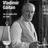 Vladimir Găitan, la MNLR