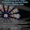 Concert pe teme religioase, cu Corul Academic Radio, la Sala Radio