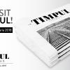 A apărut noul număr al Revistei de cultură și politică TIMPUL, nr. 227, februarie 2018