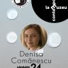 """Denisa Comănescu, la """"Scriitori contemporani la muzeu"""""""