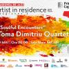 Toma Dumitriu revine la Artist in Residence cu un proiect internațional