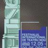 Festivalul Internaţional de Teatru Nou, ediţia a 6-a