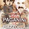 """Costin Soare, în turneul """"De la Paganini la Piazzolla"""""""