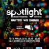 Coregrafie spectaculoasă de lumini și dans, în deschiderea oficială SPOTLIGHT – Bucharest International Light Festival