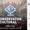 """Gala Premiilor revistei """"Observator cultural"""", ediția a XII-a"""