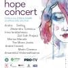 """Andra, Smiley, Alexandru Tomescu, Marius Manole și Zoli Toth, pe scena Ateneului, la cea de-a șasea ediție a """"Hope Concert"""""""