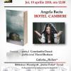 """""""Hotel Camberi"""", de Angela Baciu, lansat la Tecuci"""