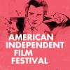 Andreea Esca în dialog cu Sebastian Stan, în deschiderea American Independent Film Festival