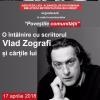 Întâlnire cu scriitorul Vlad Zografi