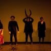 """""""Marea Rușine"""", un spectacol realizat de artista romă Alina Șerban, la Teatrul EXCELSIOR"""