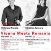Muzica creează o punte între Viena, București și Timișoara