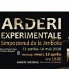 """Vernisajul expoziției """"ARDERI EXPERIMENTALE – Simpozionul de la Jimbolia"""""""
