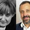 Ana Maria Sandu și Dan Lungu, la Festivalul Internațional al Cărții de la Budapesta, ediția 2018