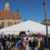 Record de vizitatori la Târgul de carte Gaudeamus Cluj-Napoca