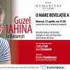 """Guzel Iahina, autoarea romanului """"Zuleiha deschide ochii"""", marea revelație a literaturii ruse din ultimii ani, vine la București"""