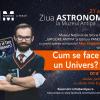 """Atelier de Ziua Astronomiei,  la Muzeul Național de Istorie Naturală """"Grigore Antipa"""""""
