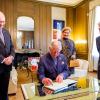 """Liliana Ţuroiu, preşedintele Institutului Cultural Român, a discutat cu Prinţul Charles despre continuarea parteneriatului dintre ICR și """"Fundația Prințul de Wales"""" din România"""