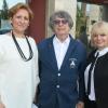 """Președintele Institutului Cultural Român, Liliana Țuroiu – """"Creația lui Gigi Căciuleanu nu poate fi descrisă nicicum mai bine decât prin propriul lui nume"""""""