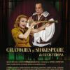 """Spectacolul """"Călătoarea și Shakespeare"""", de Lucia Verona- Sold Out!"""