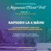 """""""Rapsodii la 4 mâini"""", la Palatul Mogoșoaia"""