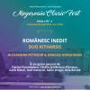 Românesc INEDIT, la Palatul Mogoșoaia