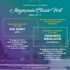 Copilul minune al pianisticii românești – Eva Garet și marele acordeonist Fernando Mihalache, atracțiile finale ale festivalului de la Palatul Mogoșoaia