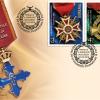 """Emisiunea de mărci poștale """"Medaliile şi decoraţiile Războiului de Întregire"""""""